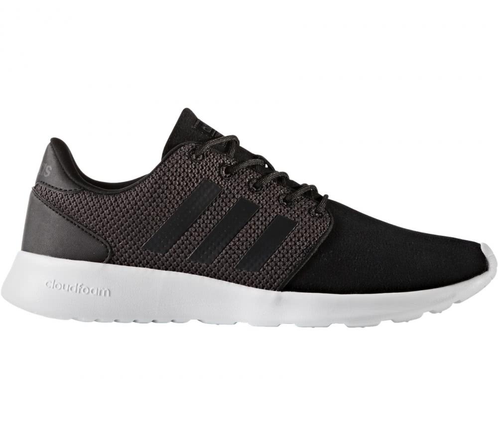 adidas neo   cf qt racer women s running shoes black