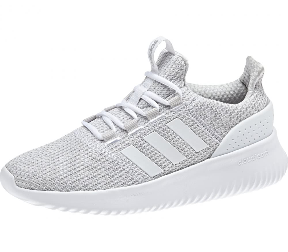 size 40 c25ec aaf1d adidas neo running gray women