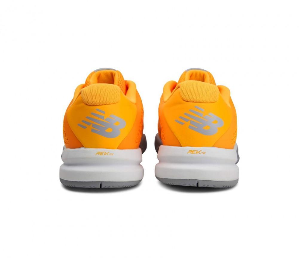 Wc 996 v2 dames tennis schoen oranje grijs online kopen in de keller sports - Wc oranje ...