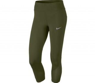 Nike - Power Epic Lux Crop women's running pants (green) online kopen in de  Keller Sports