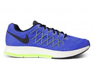 Nike Nike - Air Zoom Pegasus 32 Heren Hardloopschoenen (blauw/zwart)