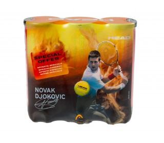 Head - Championship Novak Special Edition 3x3 Ballen